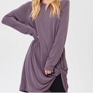 """Tops - """"All Tied Up"""" Tunic"""